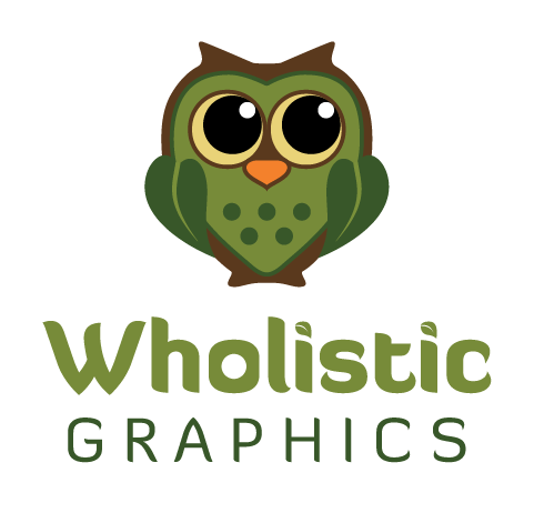 Wholistic Graphics logo
